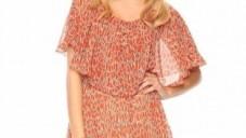 Yazlık Bayan Şifon Elbise Modelleri