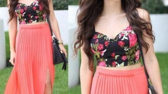 Yaz Modası Etek Modelleri