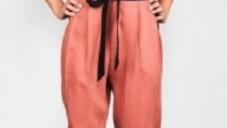 Yazlık Bayan Şalvar Pantolon Modelleri