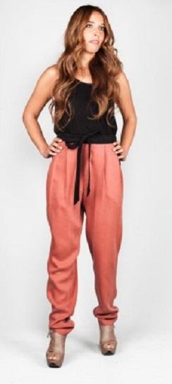 2013 ipek yeni moda şalvar pantolon modeli
