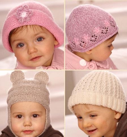 farklı modellerde 2013 kız çocuk şapka modeli