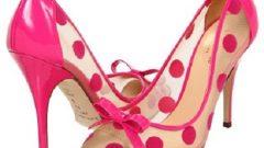 Fiyonklu Bayan Ayakkabı Modelleri