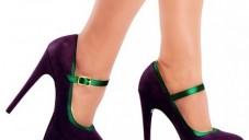 Kapalı Topuklu Bayan Ayakkabı Modelleri