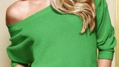 Düşük Omuzlu Bayan Bluz Modelleri