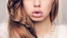 Bayan Uzun Saç Modelleri 2014