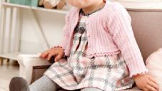 2014 Kışlık Kız Çocuk Elbise Modelleri