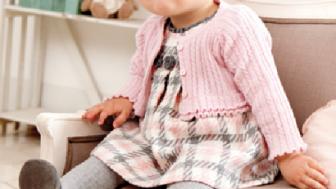 Kışlık Kız Çocuk Elbise Modelleri