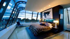 Çatı Katı Yatak Odası Modelleri