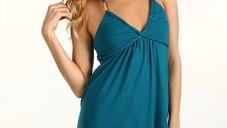 Yazlık Bayan Askılı Elbise Modelleri