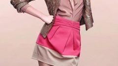 Batik Yazlık Bayan Etek Modelleri