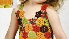 Yazlık Kız Çocuk Bluz Modelleri