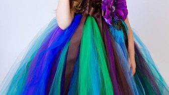Kız Çocuk Abiye Elbise Modelleri
