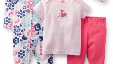Carter's Yeni Sezon Kız Bebek Tulum Modelleri