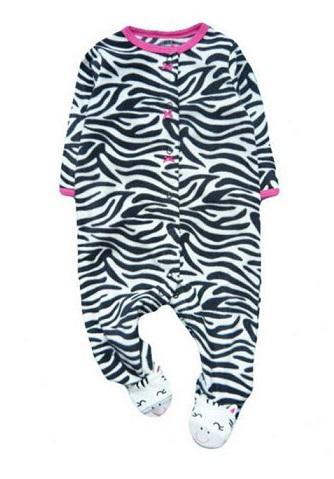 H And M Bebek Tulum zebra desenli modern carters kız bebek tulum modeli - Kadın Moda