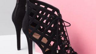 Bershka 2014 Bayan ayakkabı Modelleri