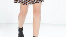 2014 Zara Bayan Etek Modelleri
