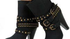 Bayan Kovboy Çizme Modelleri