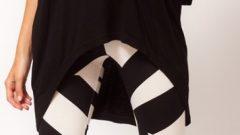 Kışlık Bayan Desenli Tayt Modelleri