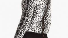 H&M Bayan Kazak Modelleri