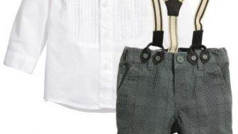 H&M Erkek Bebek 2014 Kıyafetleri Modelleri