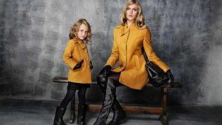 Yeni Sezon Anne Kız Kombin Modelleri