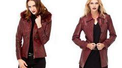 2014-2015 Kış Sesonu Derimod Bayan Deri Ceket Modelleri