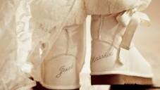 Kışlık Gelinlik Ayakkabı Modelleri