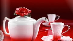 Kütahya Porselen Çay Bardağı  Ve Fincan Seti Takımları