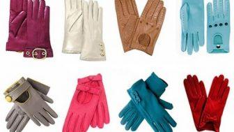 Kışlık Yeni Sezon Kadın Eldiven Modelleri