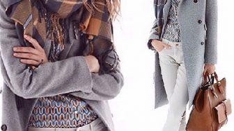 Kışlık Bayan Sokak Modası Kombin Modelleri