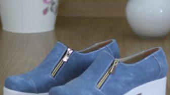 Baharlık Yeni Sezon Bayan Ayakkabı Modelleri