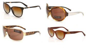 Dolce GabbanaYeni Sezon Bayan Güneş Gözlük Modelleri