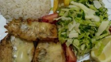 Kaşarlı Tavuk Göğsü Tarifi