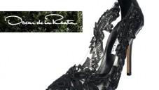 2015 Oscar Dela Renta Bayan Ayakkabı Modelleri
