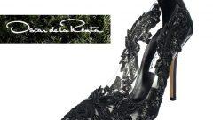 Oscar Dela Renta Bayan Ayakkabı Modelleri