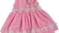 Kız Bebek Ve Çocuk Bayramlık Elbise Modelleri