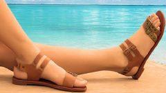 Yılın En Trend Bayan Sandalet Modelleri