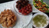 Ramazan Ayının 15. Günü İftar Menüsü