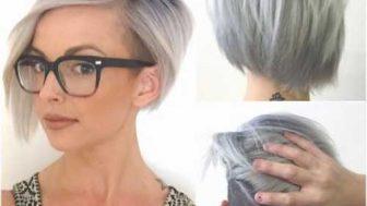 Kısa Saç Kesim Modelleri & Kısa Saçlı Bayanlar Hangi Takıları Tercih Etmeli