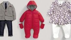 Sonbahar Kış Mevsimi  Mamas&Papas Kız-Erkek Bebek Koleksiyonu