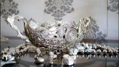 Kararmış Gümüş Takı Ve Objeler Nasıl Temizlenir & Parlatılır