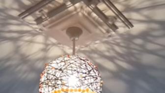 Balondan Şık Ev Dekorasyonu