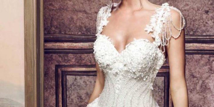 Son Moda Gelinlik Modelleri