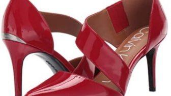 Calvin Klein Yazlık Bayan Ayakkabı Modelleri