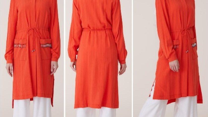 Armine Tesettürlü Kadın Alt Üst Takım Elbise Modelleri