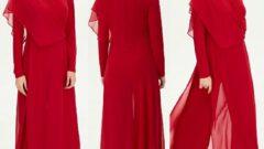 LC Waikiki Kadın Elbise Modelleri