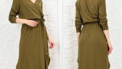 Trend Alaçatı Stili Kadın Elbise Modelleri