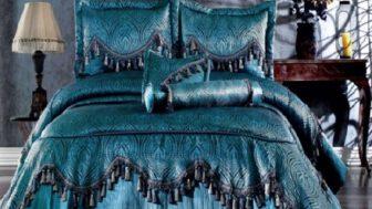 Royal Home Çift Kişilik Yatak Örtüsü Modelleri
