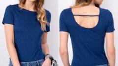 Pierre Cardin Kadın T-Shirt Modelleri