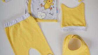 Miniko Kids Erkek Bebek Takım Elbise Modelleri